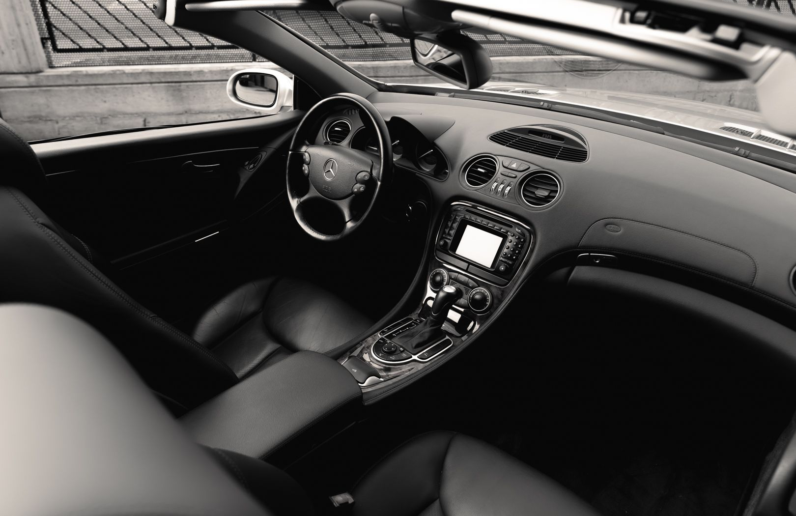 2002 Mercedes-Benz SL500 84175