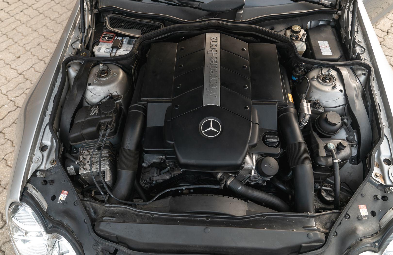 2002 Mercedes-Benz SL500 84199