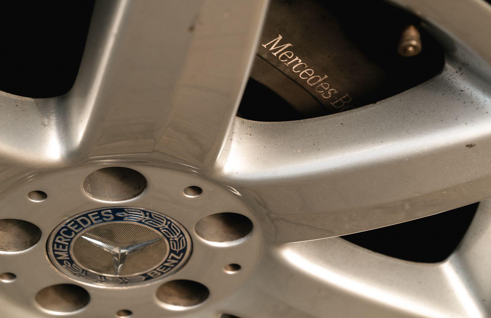 2002 Mercedes-Benz SL500 84160