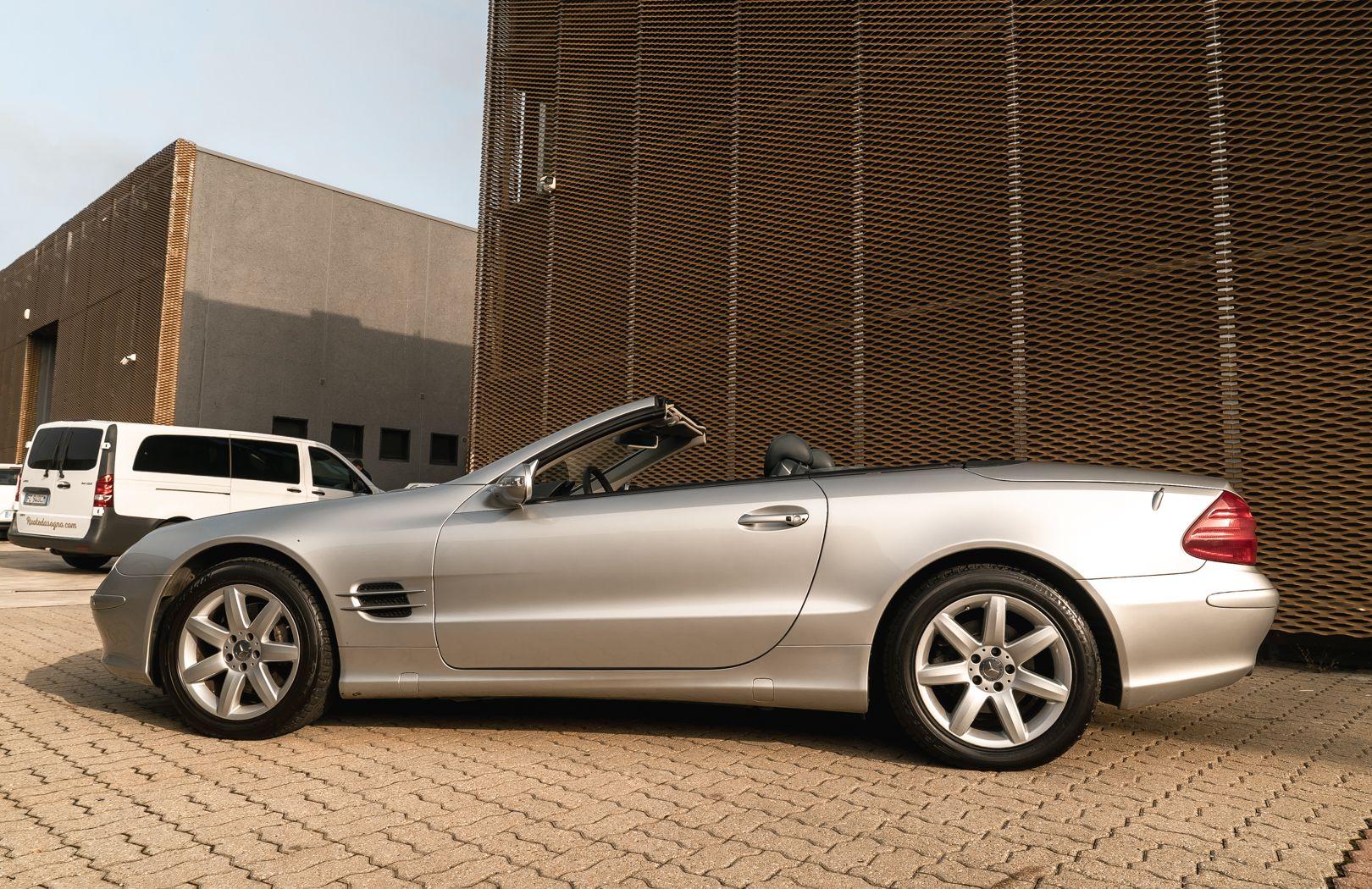 2002 Mercedes-Benz SL500 84150