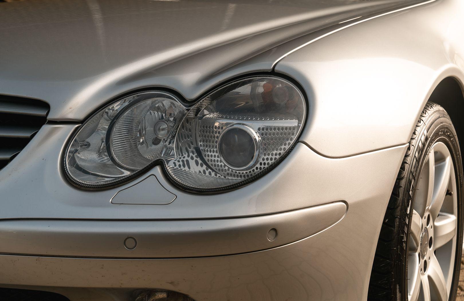2002 Mercedes-Benz SL500 84161