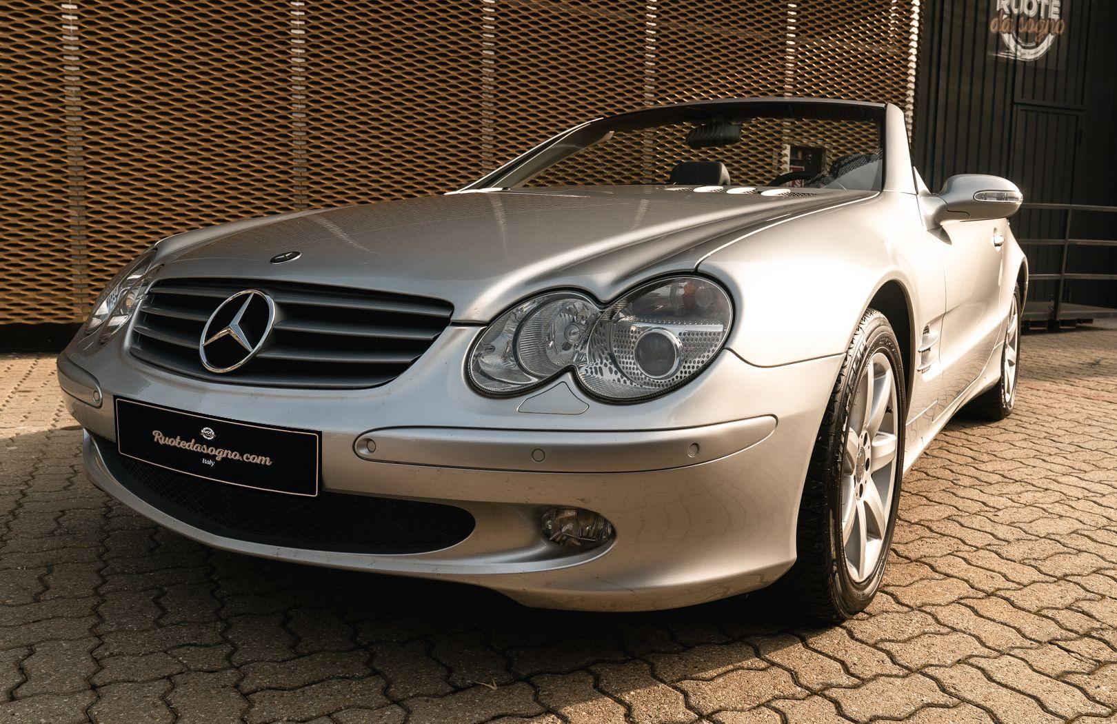 2002 Mercedes-Benz SL500 84151