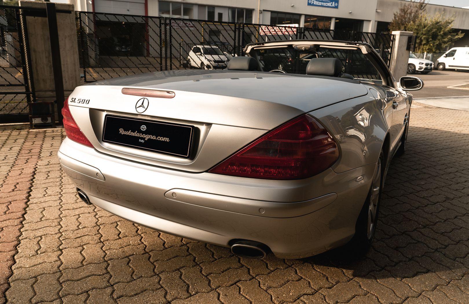 2002 Mercedes-Benz SL500 84153