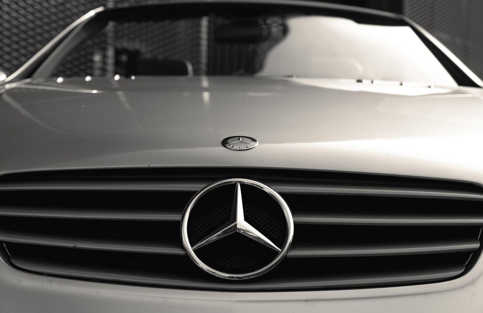 2002 Mercedes-Benz SL500 84162