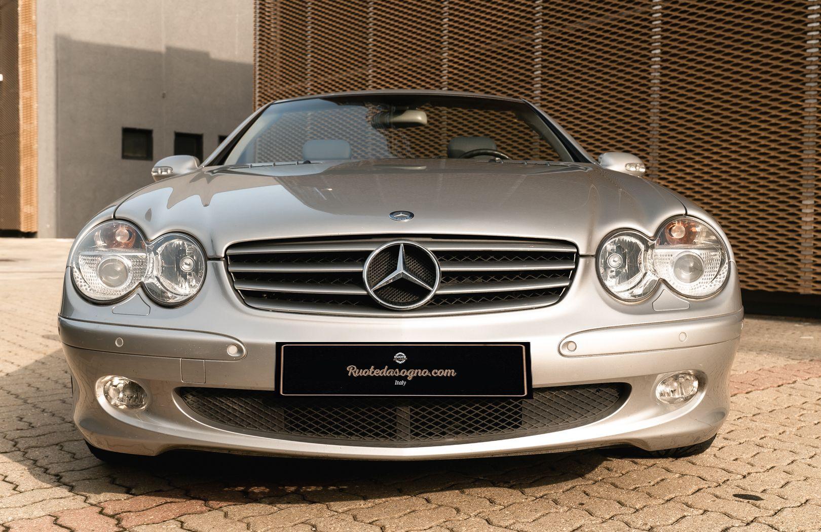 2002 Mercedes-Benz SL500 84154