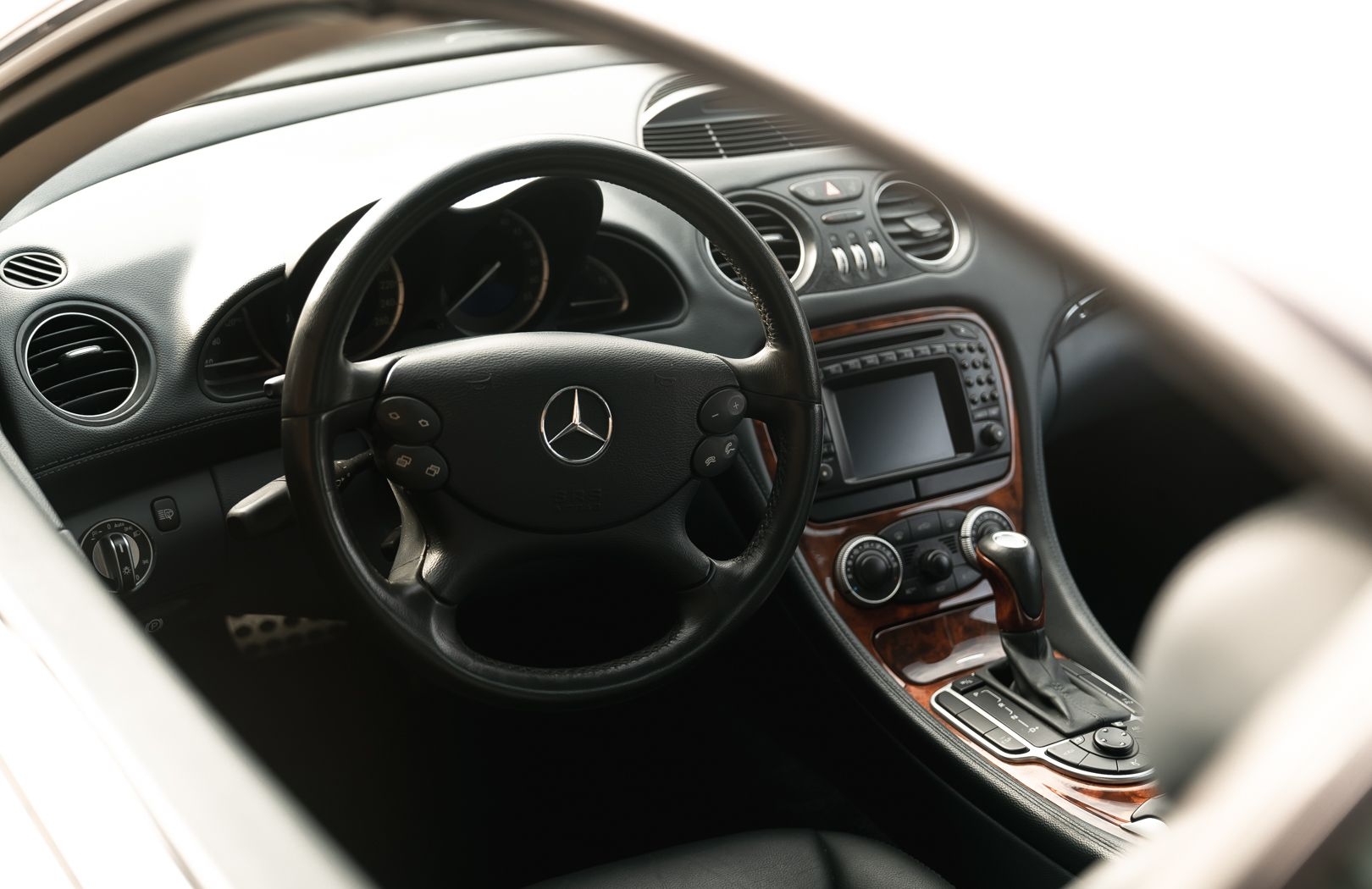 2002 Mercedes-Benz SL500 84174