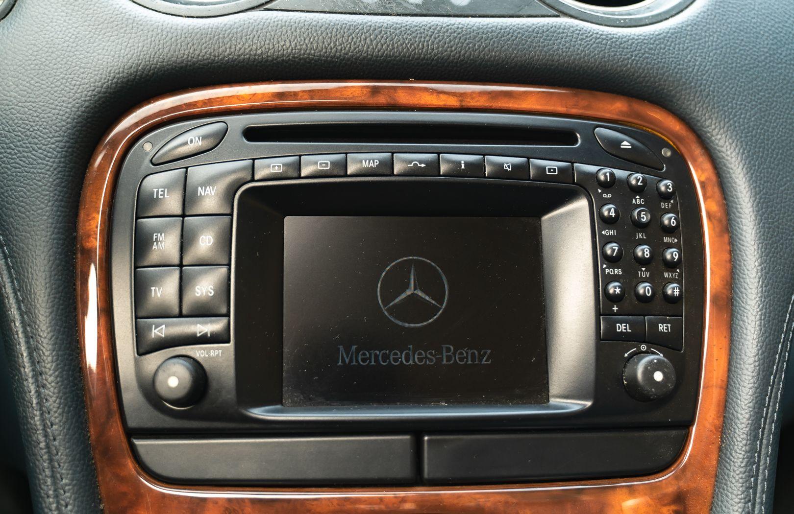 2002 Mercedes-Benz SL500 84184