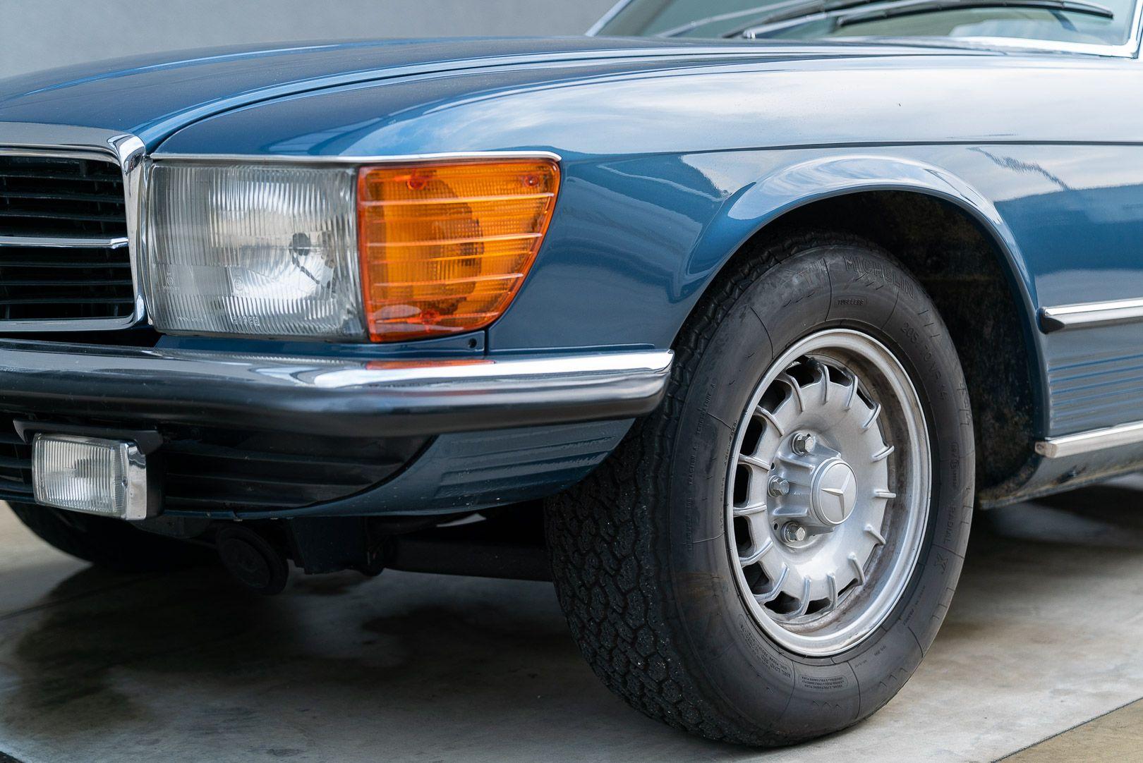 1972 Mercedes-Benz SL 350 78112