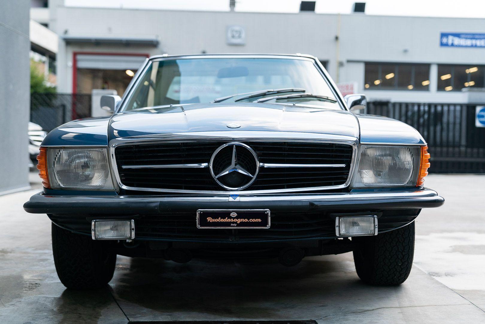 1972 Mercedes-Benz SL 350 78106