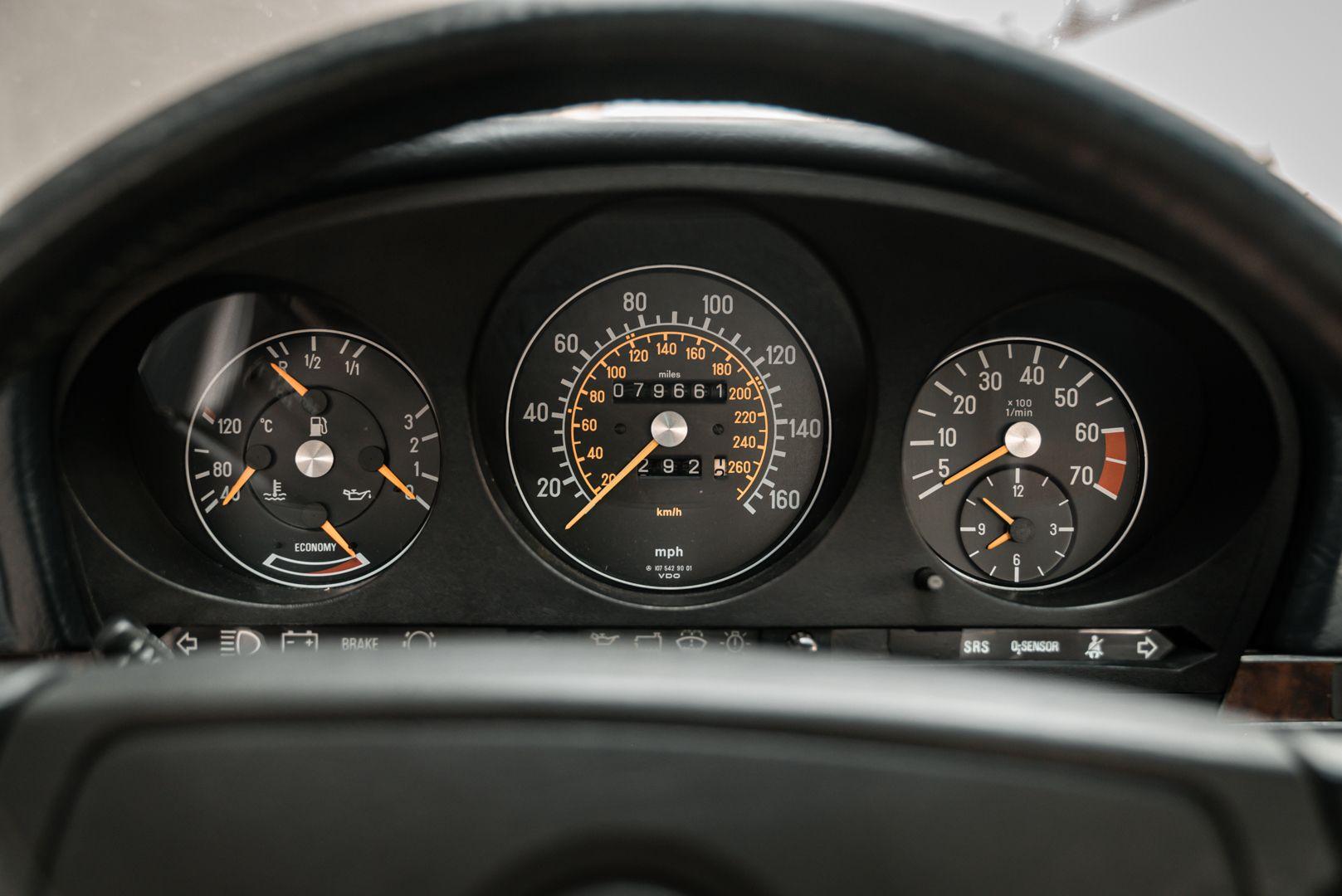 1985 Mercedes-Benz SL 560 77063