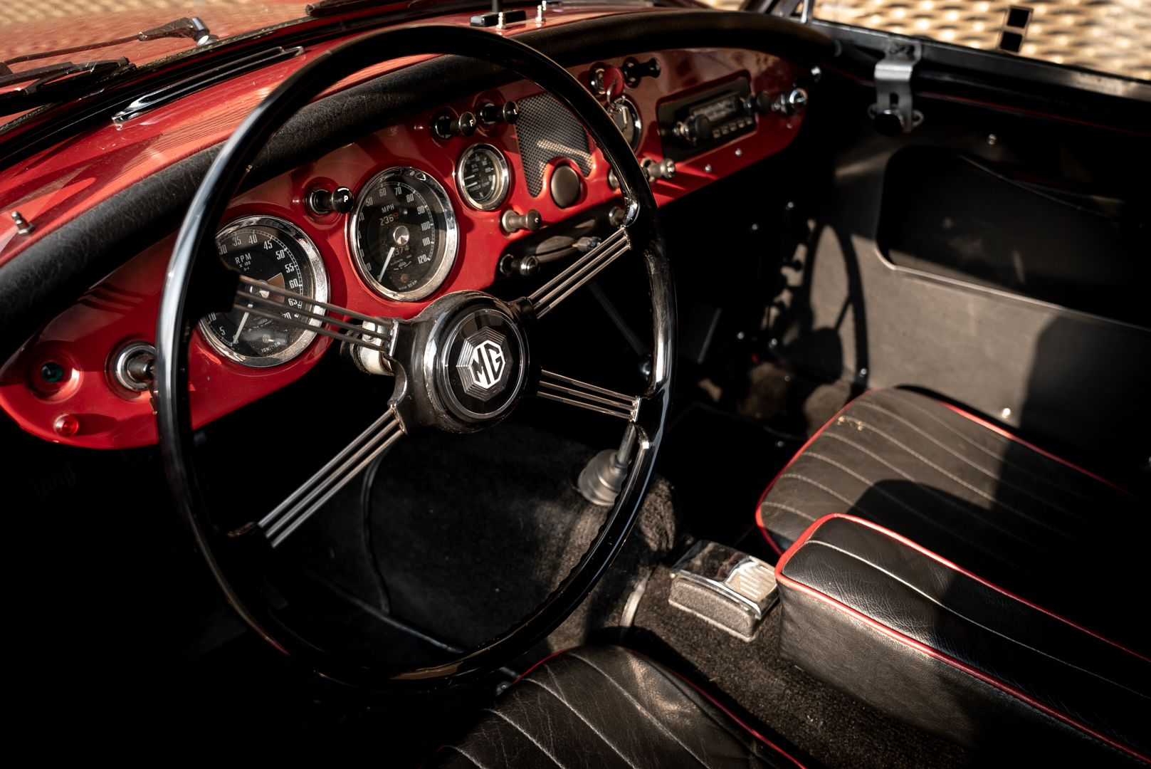 1961 MG A SPIDER 1600 60568