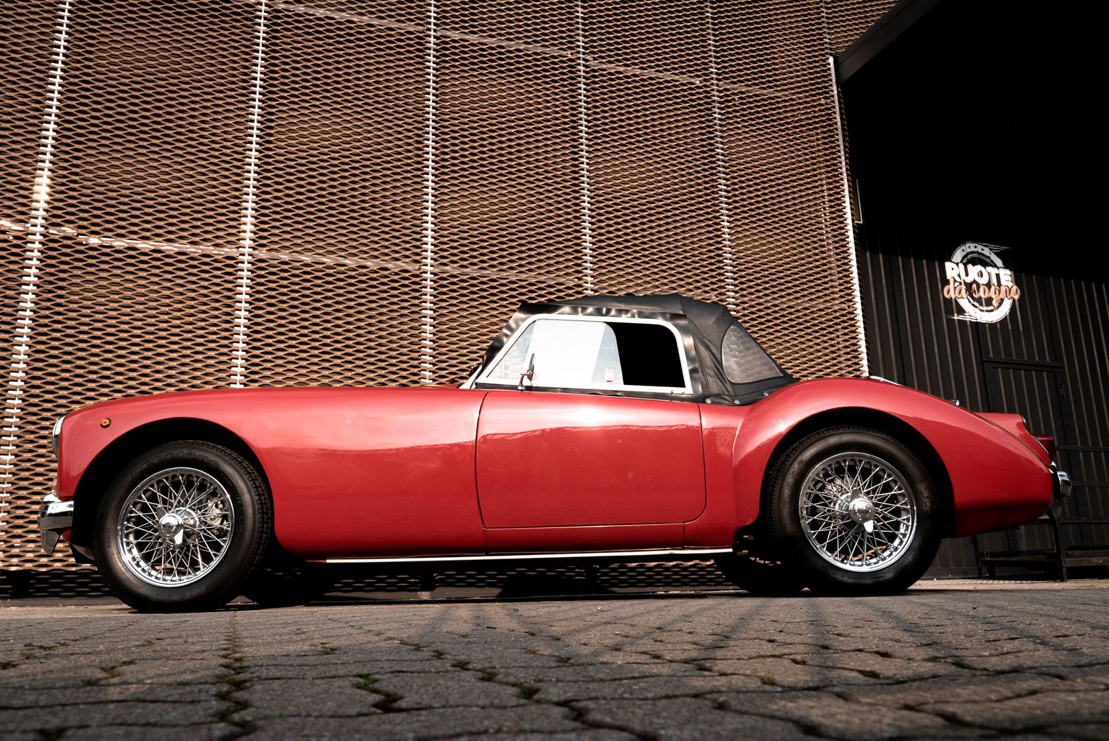 1961 MG A SPIDER 1600 60556
