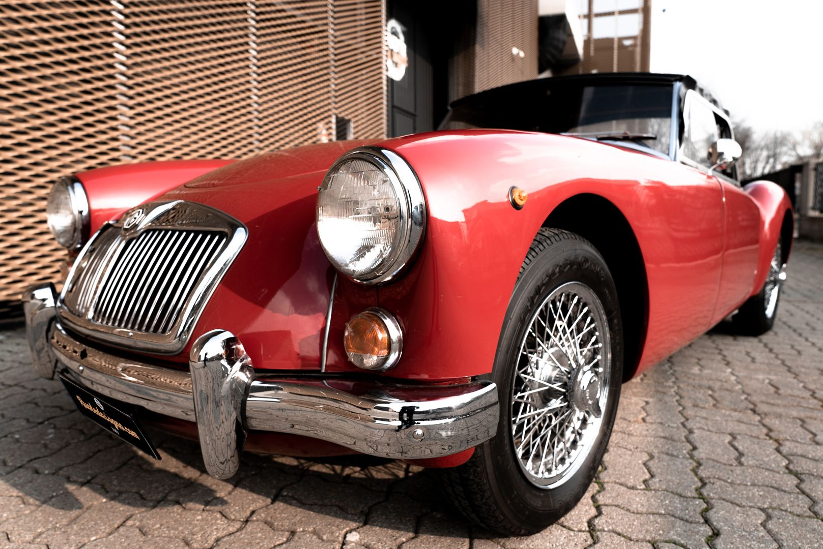 1961 MG A SPIDER 1600 60557