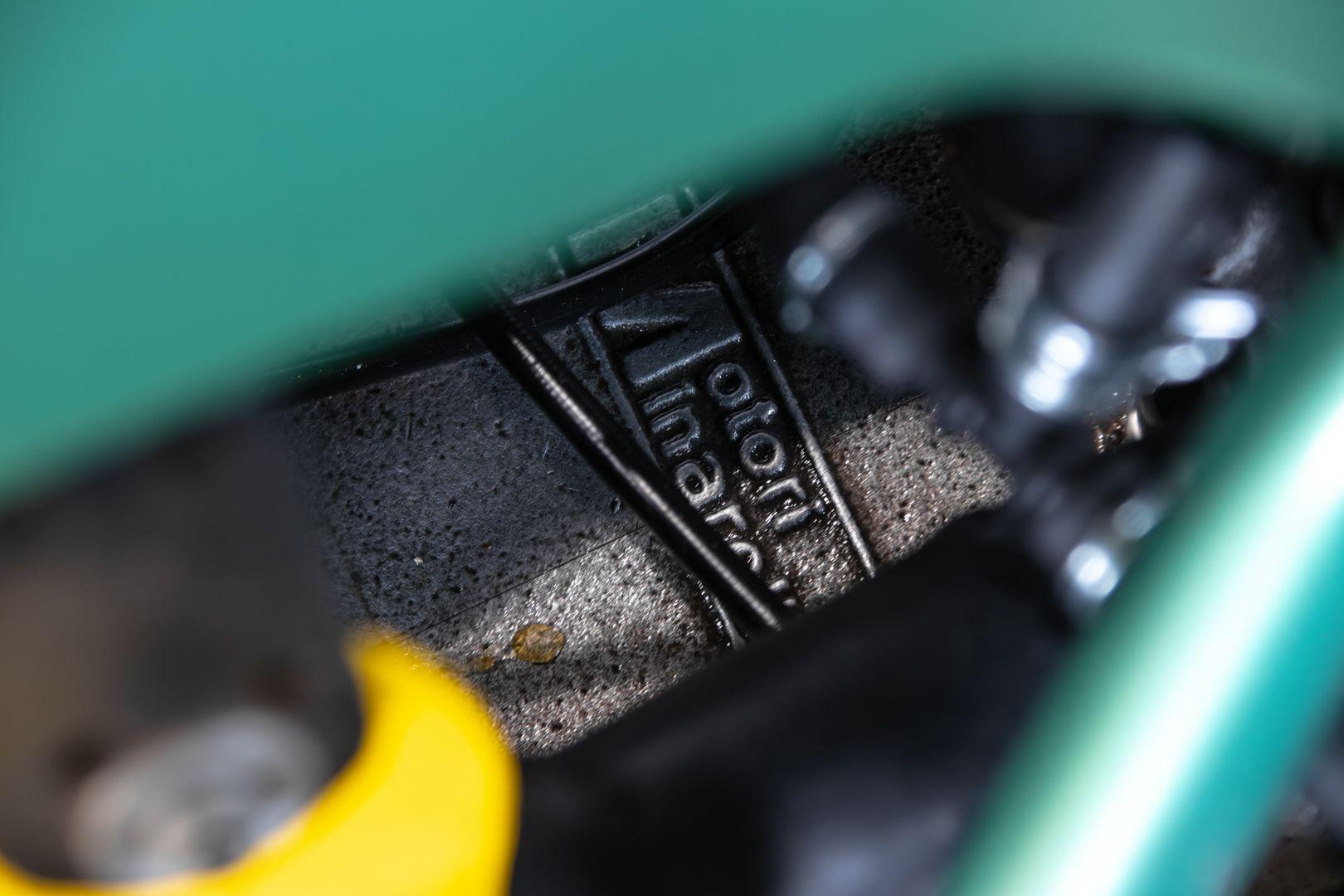 1972 Minarelli GP 125 72254