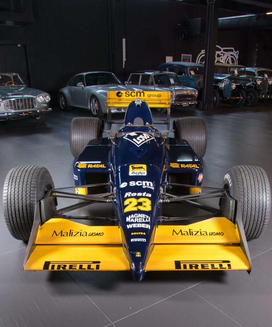 1988 Minardi F1 20150