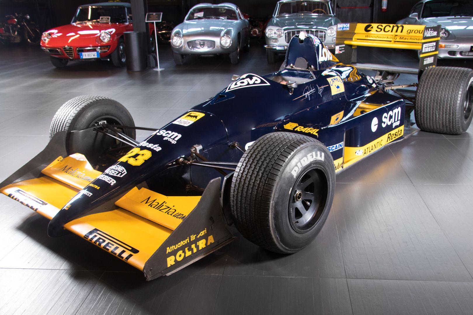 1988 Minardi F1 20151