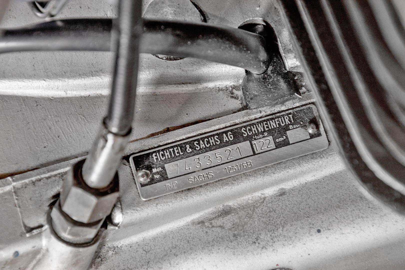 1995 Mondial 125 Enduro 75137