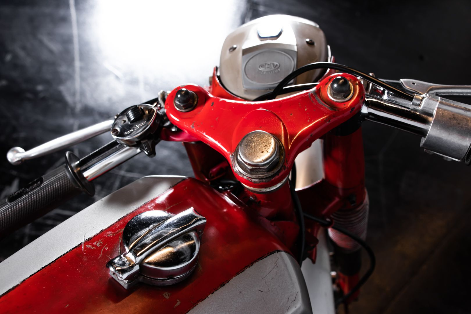 1966 Moto Morini Corsarino Z 60cc 76457
