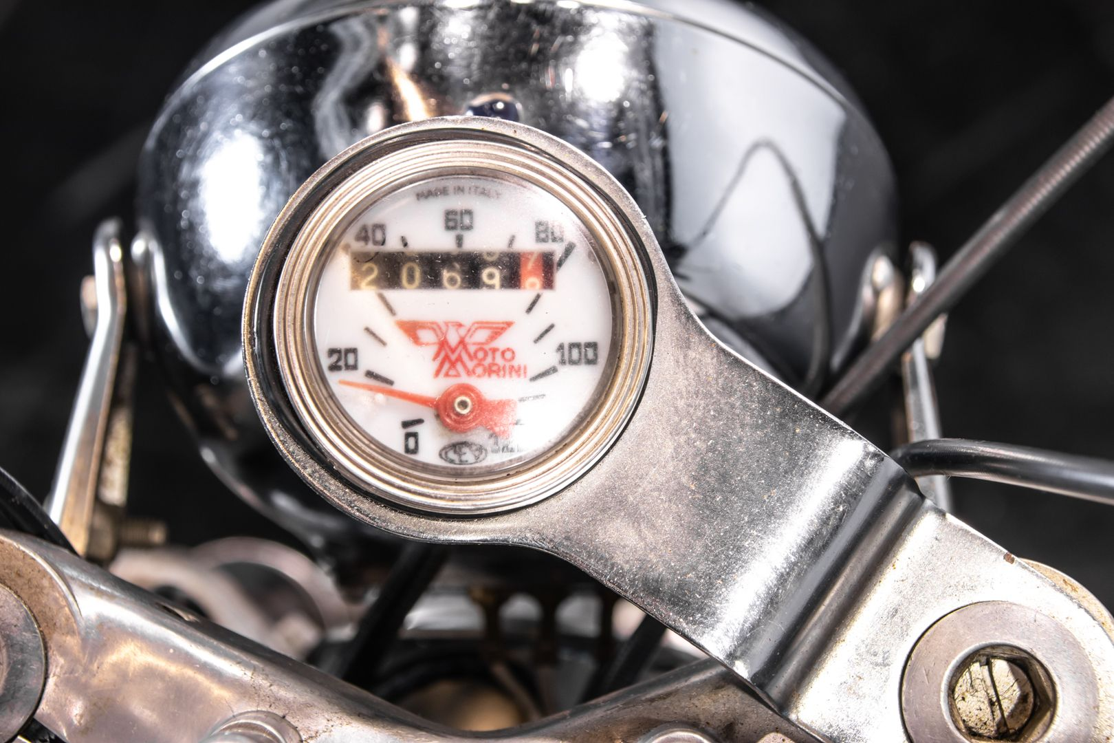 1973 Moto Morini Corsarino ZT Super Scrambler 77686