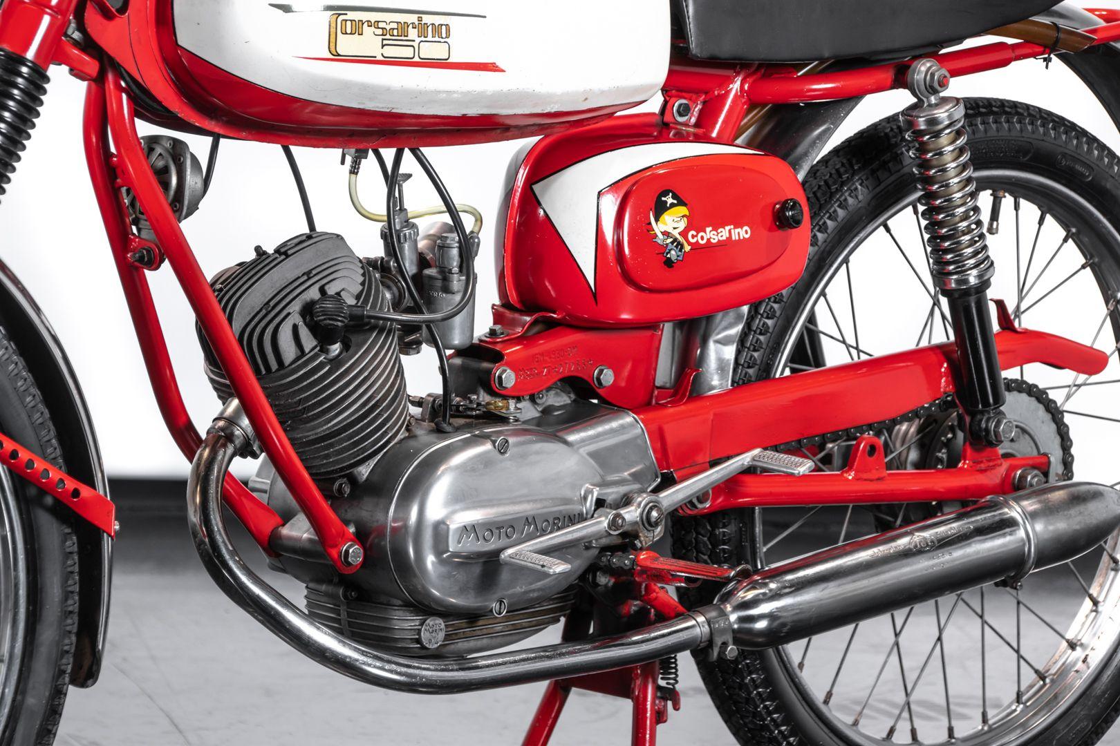 1967 Moto Morini Corsarino ZZ 77550