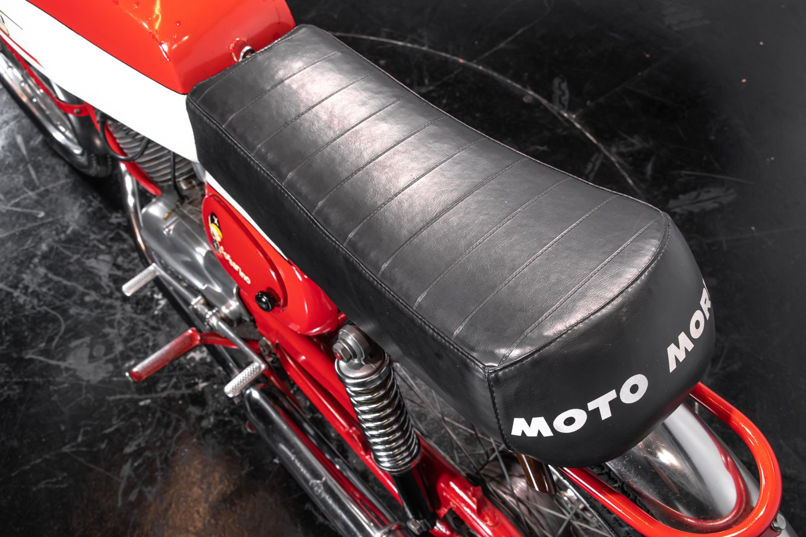 1967 Moto Morini Corsarino ZZ 77556