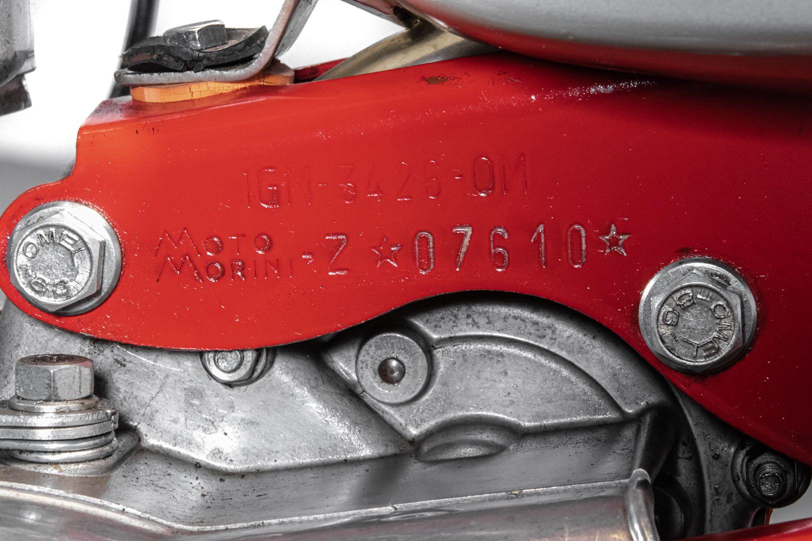 1965 Moto Morini Corsarino Z 77576