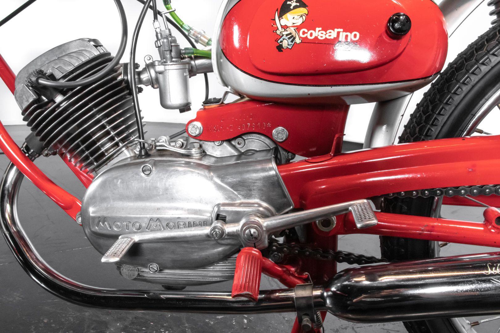 1965 Moto Morini Corsarino Z 77579
