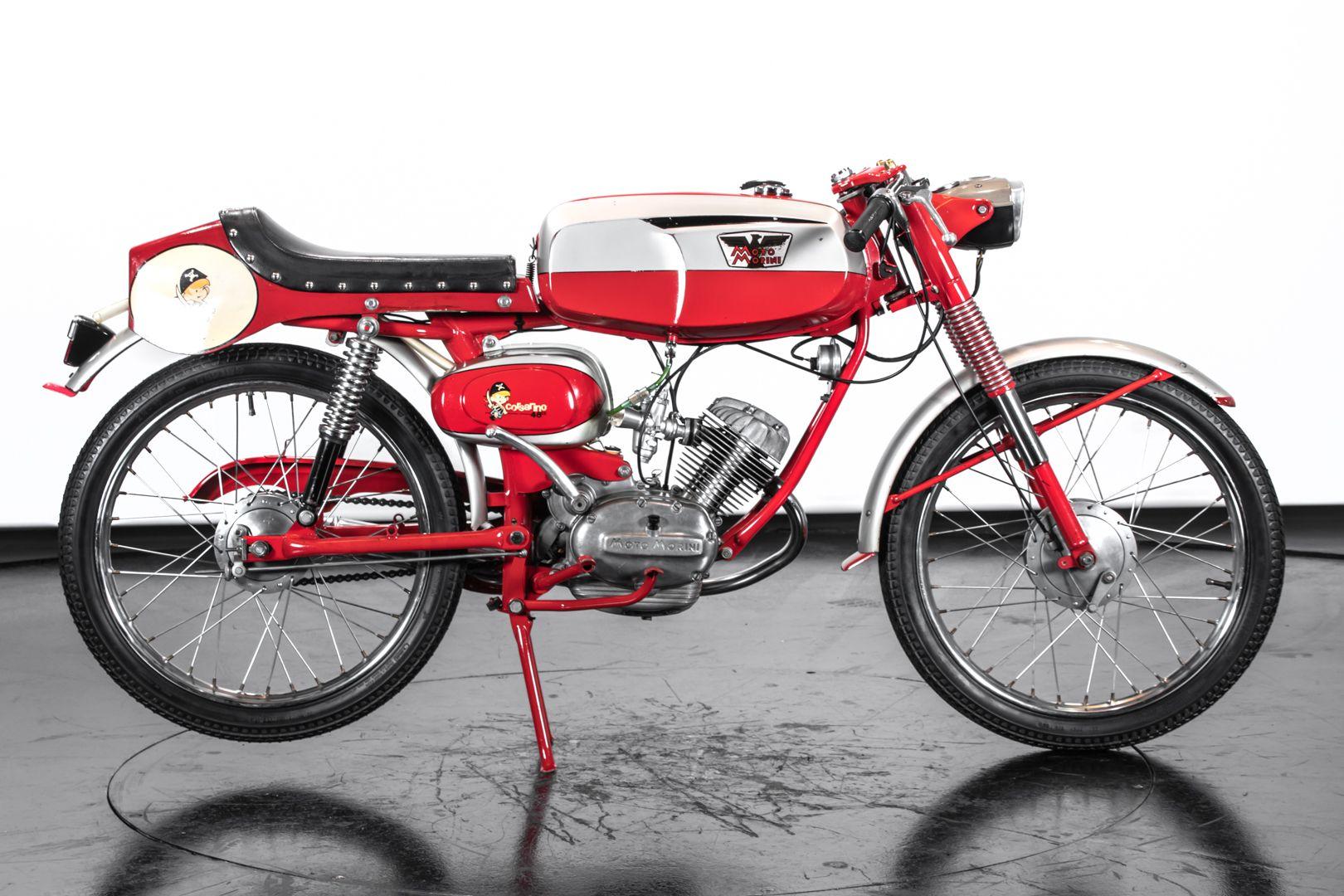 1965 Moto Morini Corsarino Z 77565