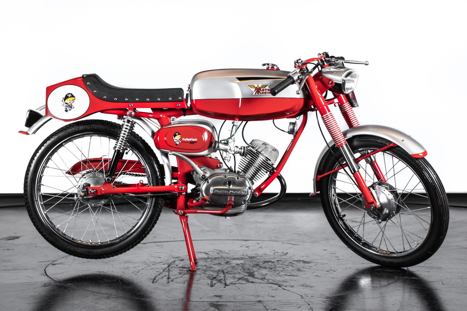 1966 Moto Morini Corsarino Z 60cc 76720