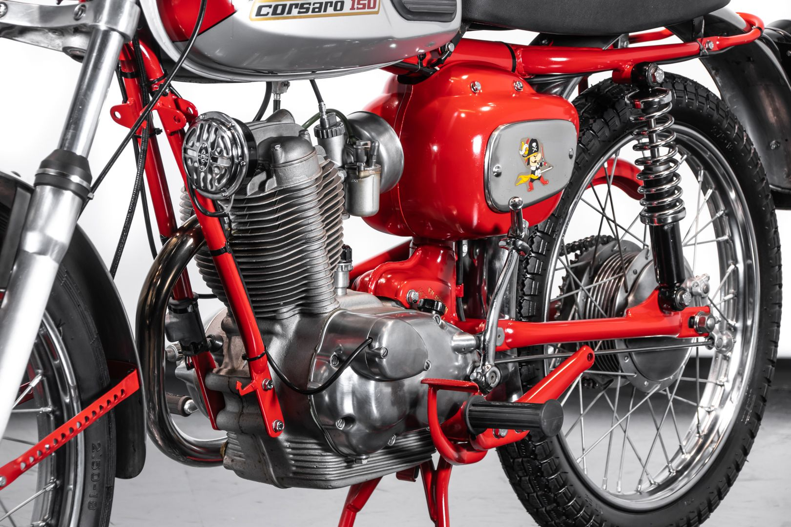 1971 Moto Morini Corsaro SS 150 77725