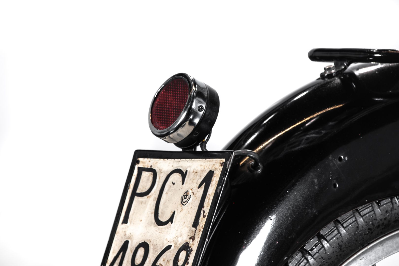 1961 Moto Morini Motore Corto 2T 125 78309