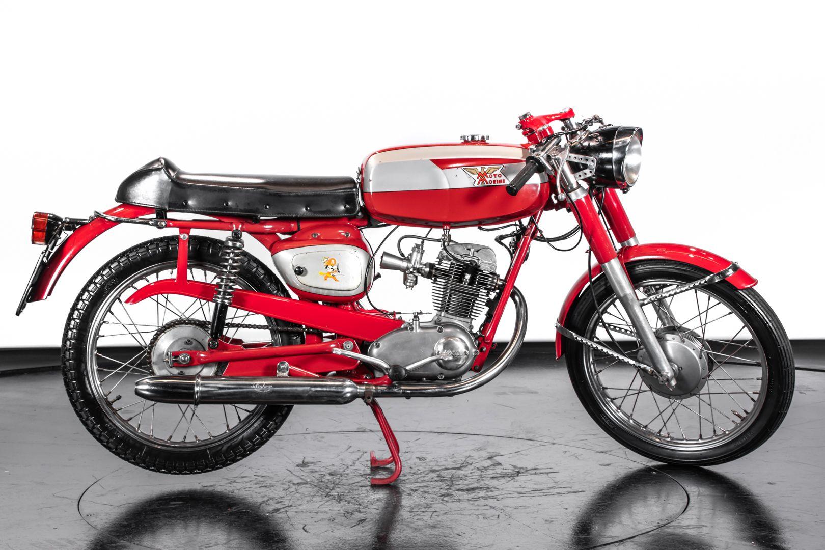 1968 Moto Morini Corsaro Sport Veloce 125 77743
