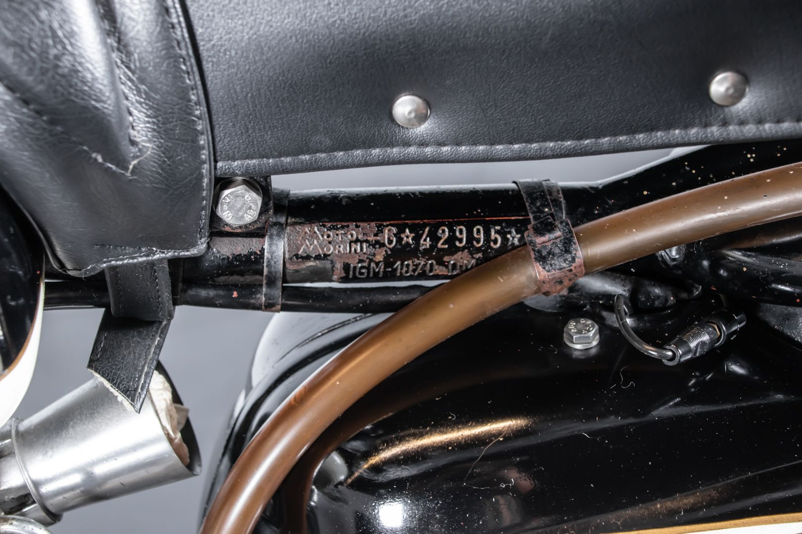 1960 Moto Morini Tresette Sprint 175 76486