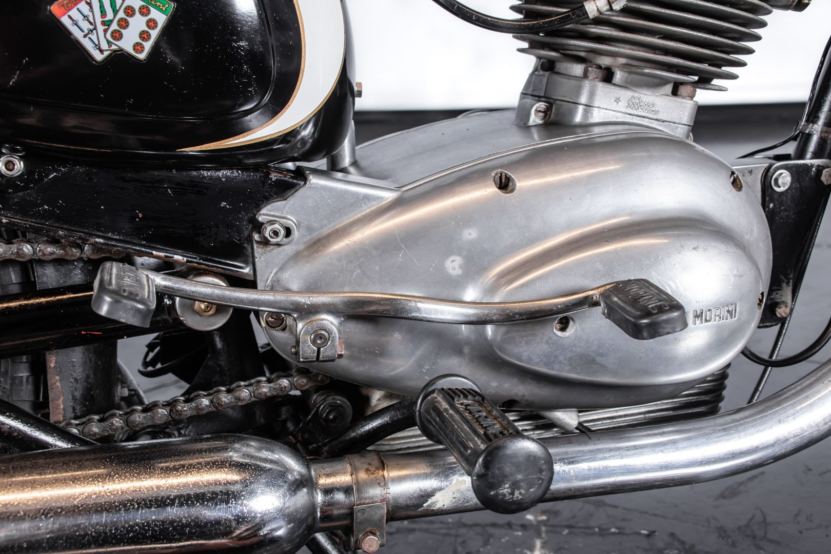 1960 Moto Morini Tresette Sprint 175 76492