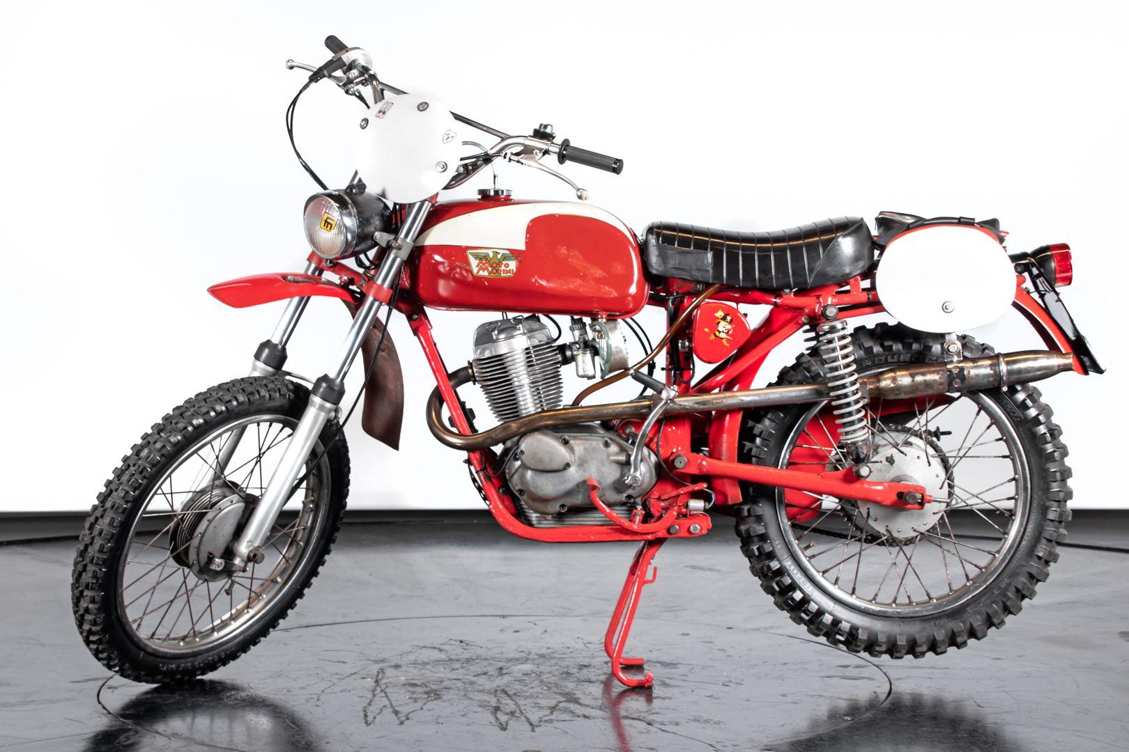1968 Moto Morini Corsaro Regolarità 150 75922