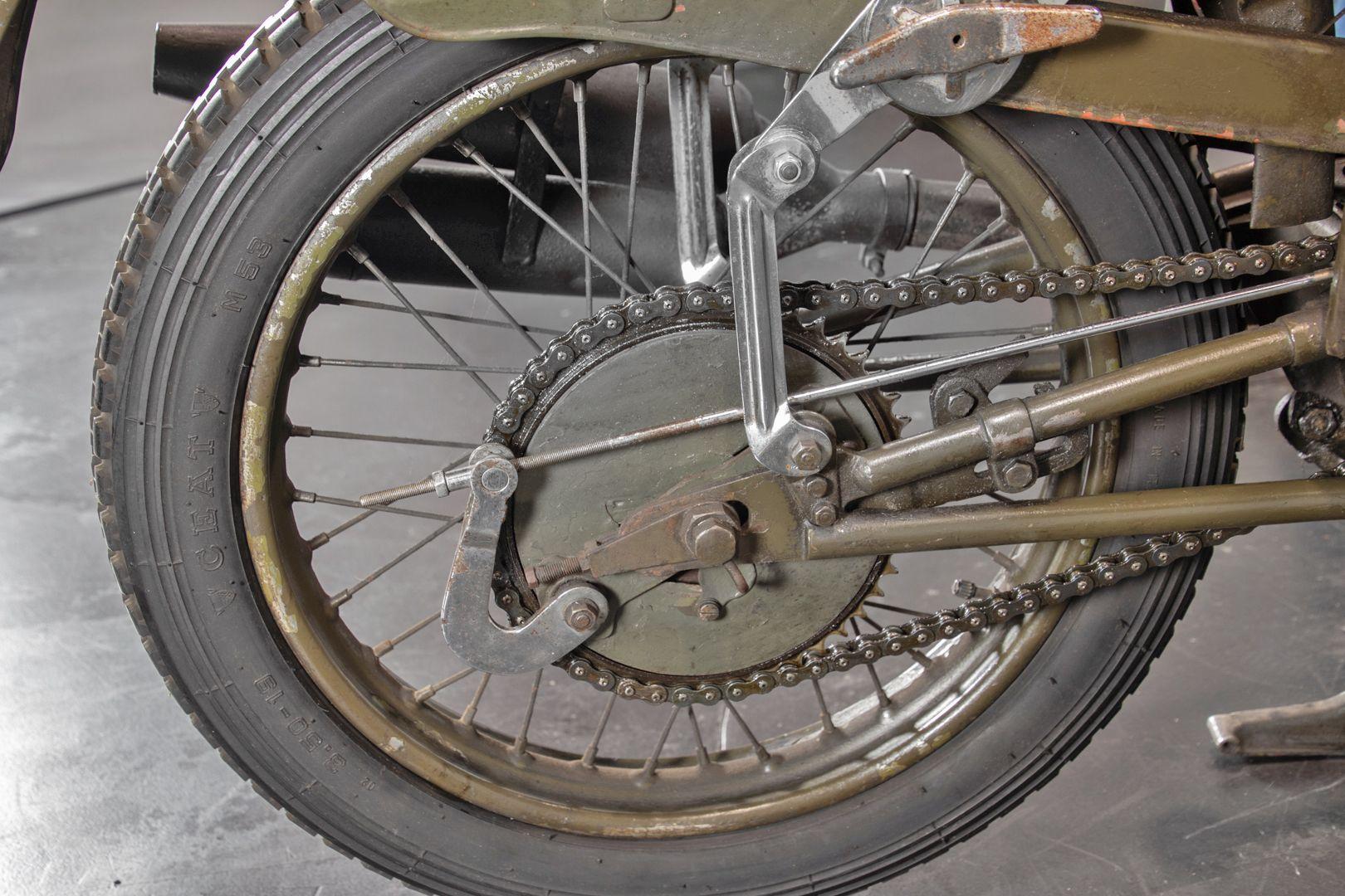 1976 Moto Guzzi SUPER ALCE   36524