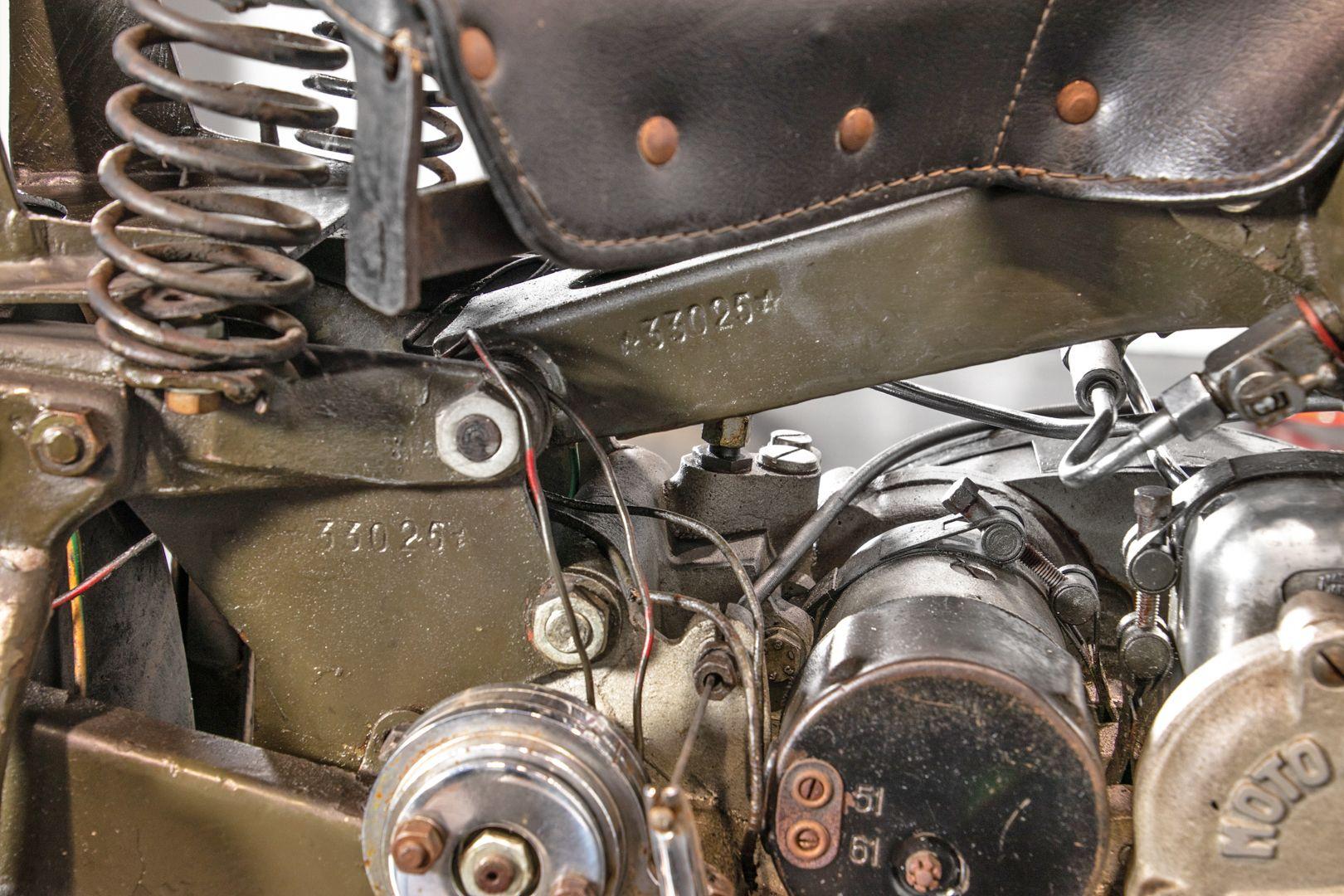 1976 Moto Guzzi SUPER ALCE   36527