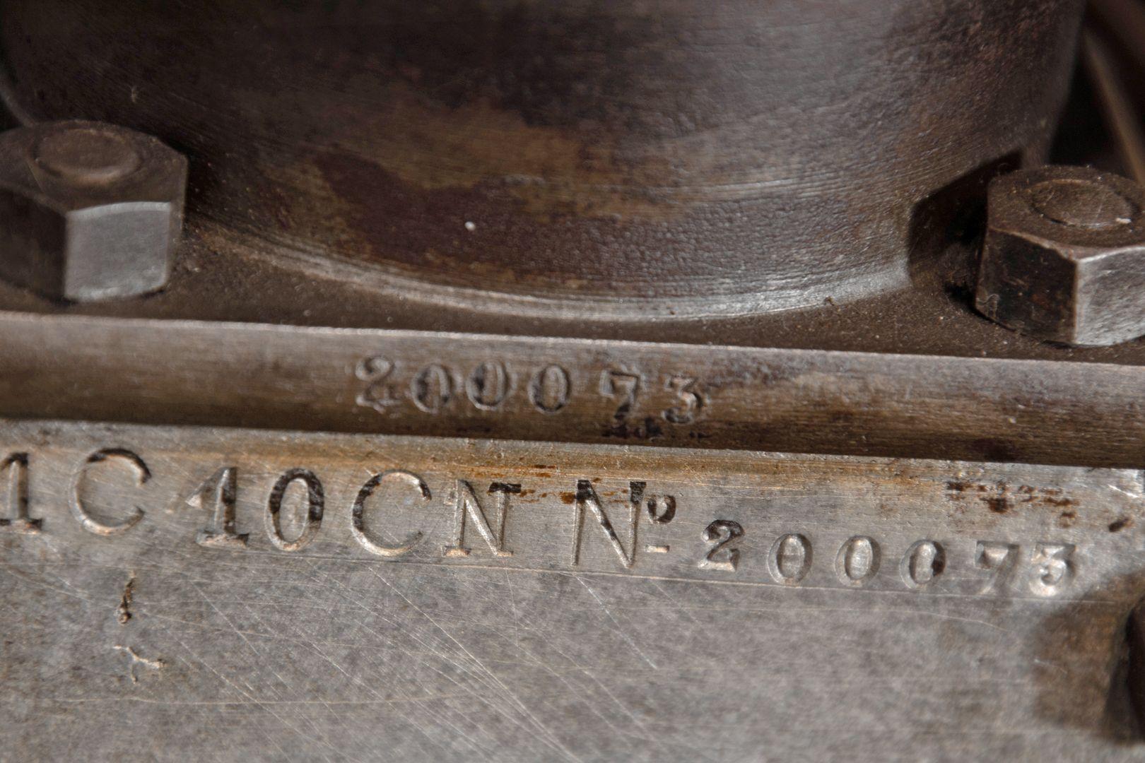 1940 Motosacoche 250 38133