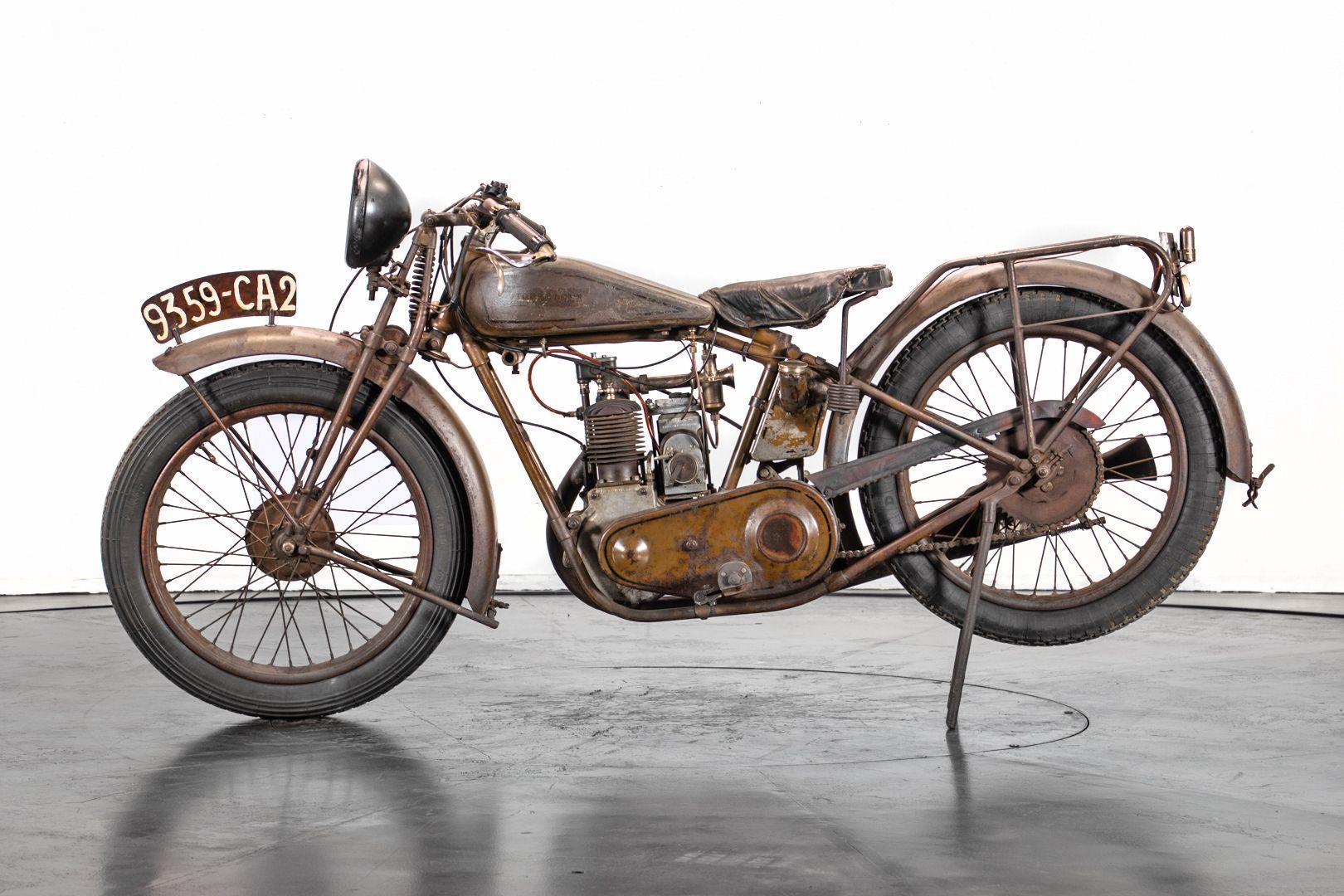1940 Motosacoche 250 38122