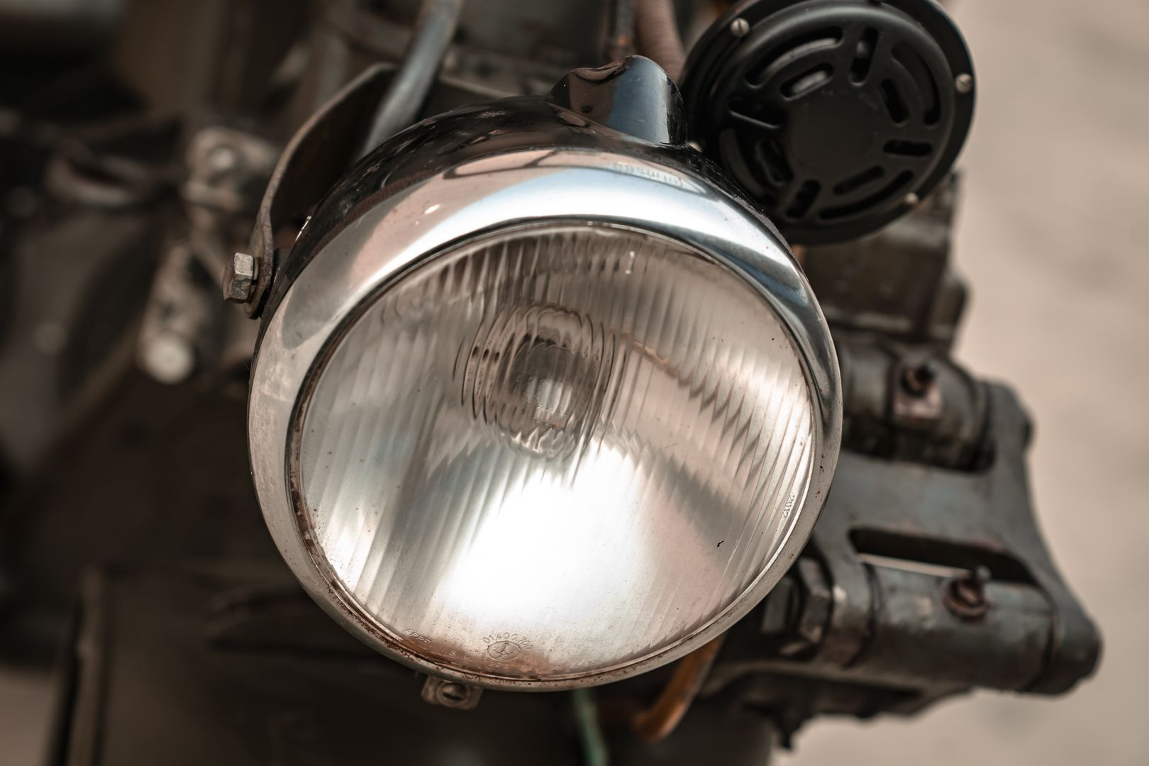 1960 Moto Guzzi Mulo Meccanico 63228