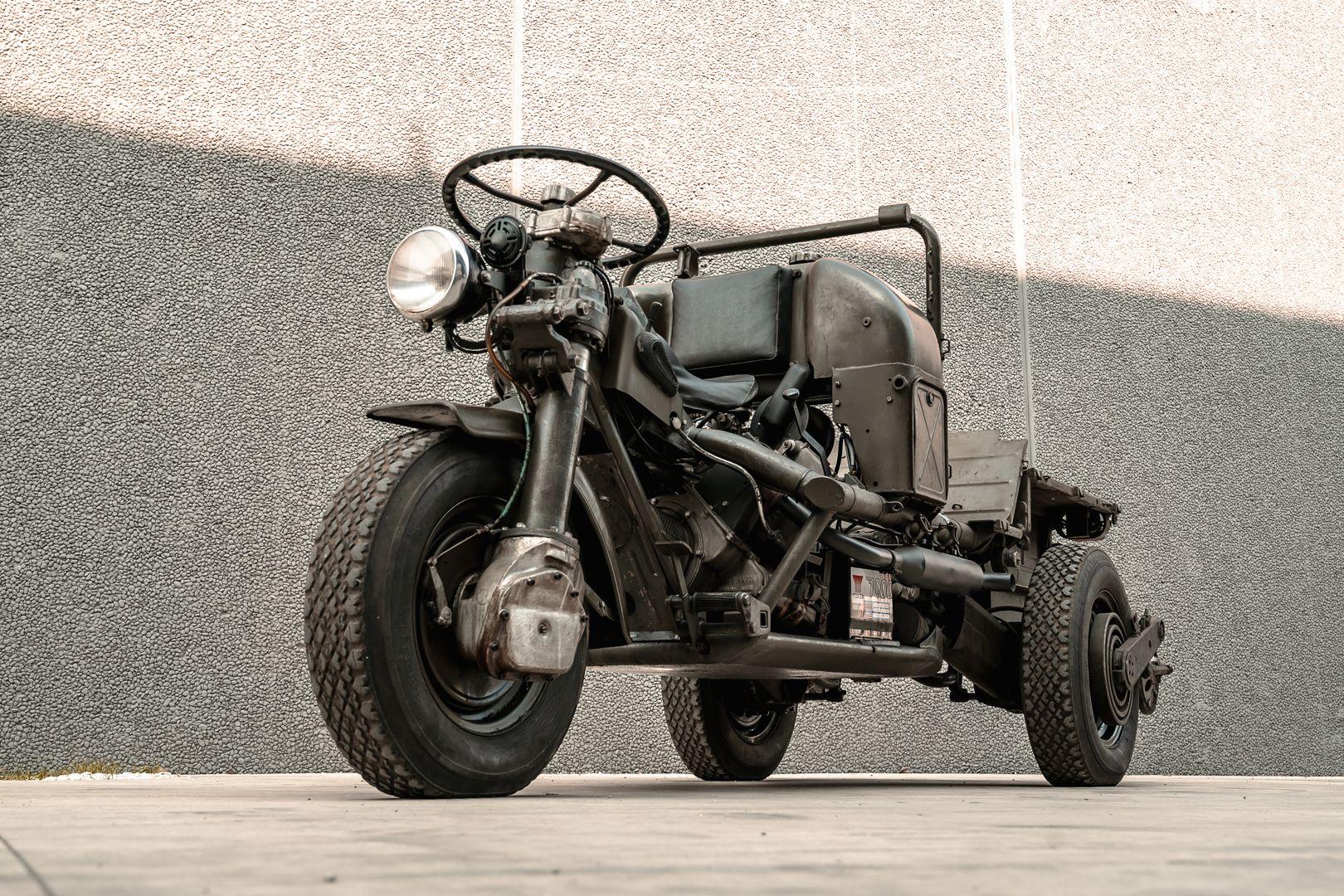 1960 Moto Guzzi Mulo Meccanico 63225