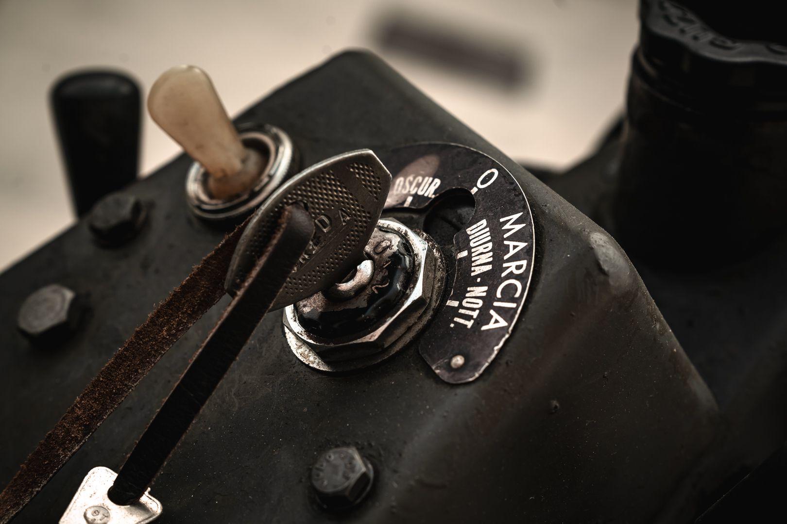 1960 Moto Guzzi Mulo Meccanico 63239