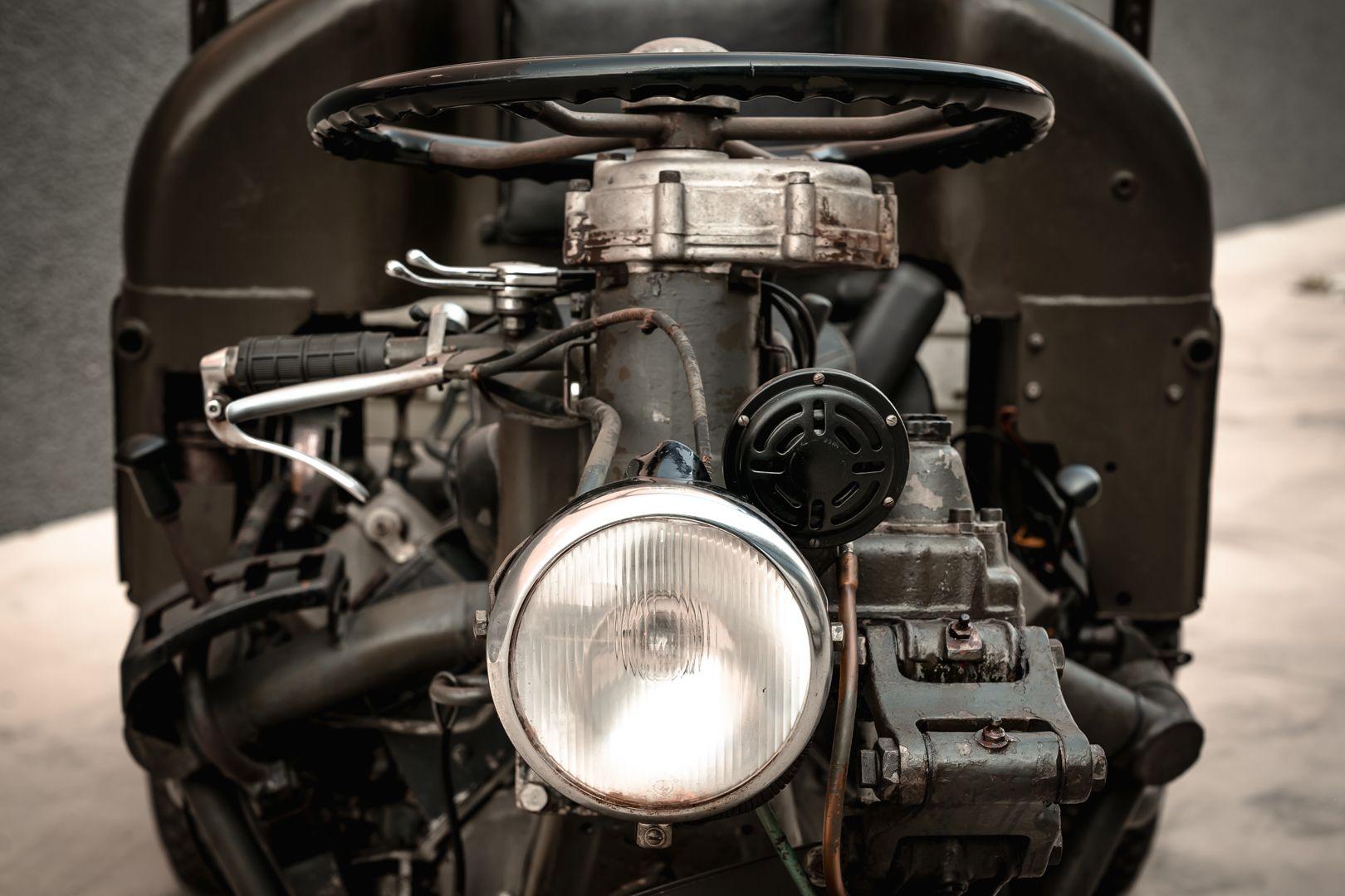 1960 Moto Guzzi Mulo Meccanico 63223