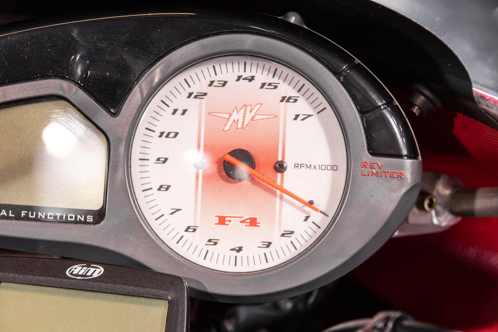 2007 MV Agusta F4 1000 R 81460