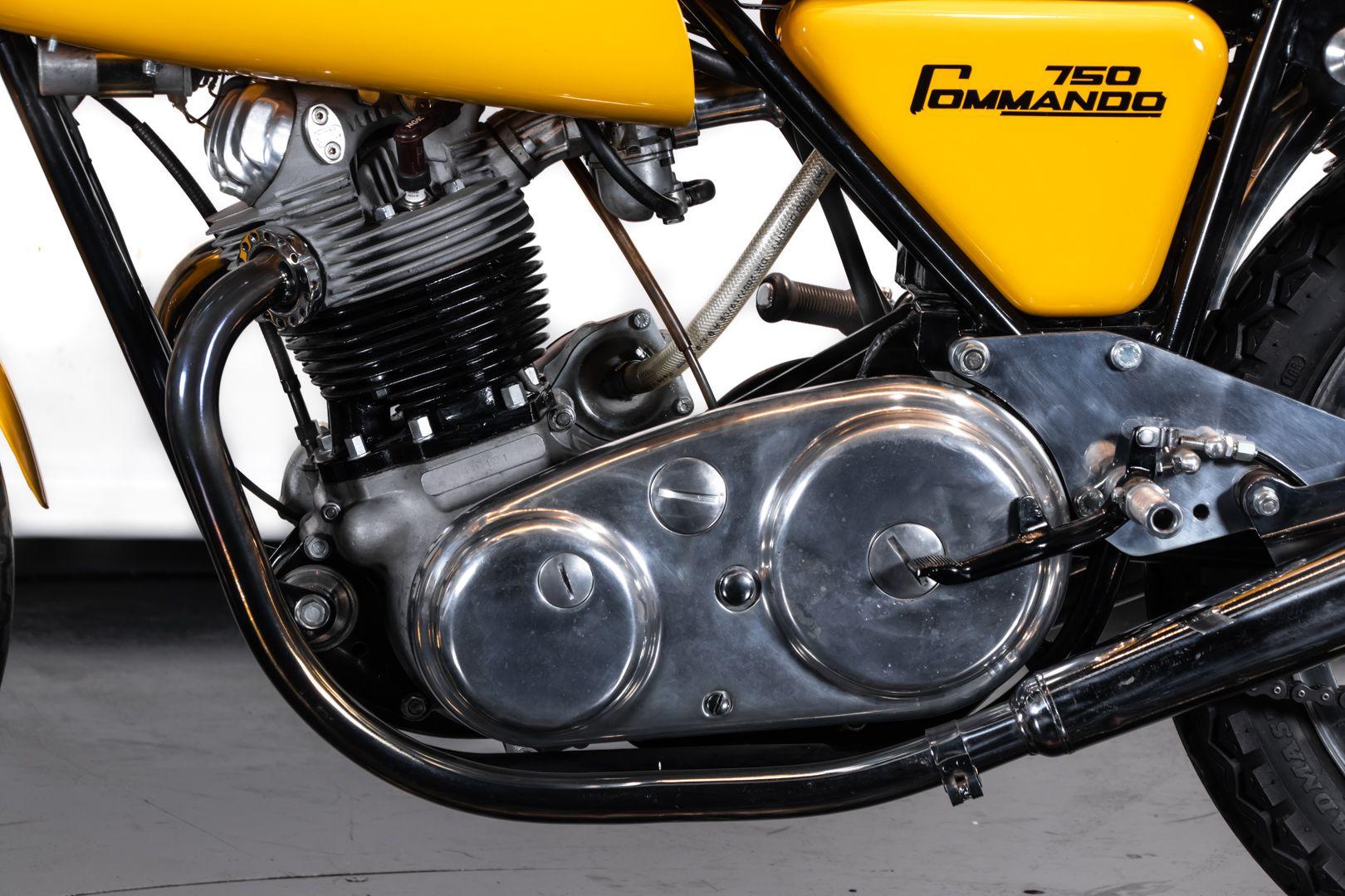 1971 Norton Commando 750 PR 72905