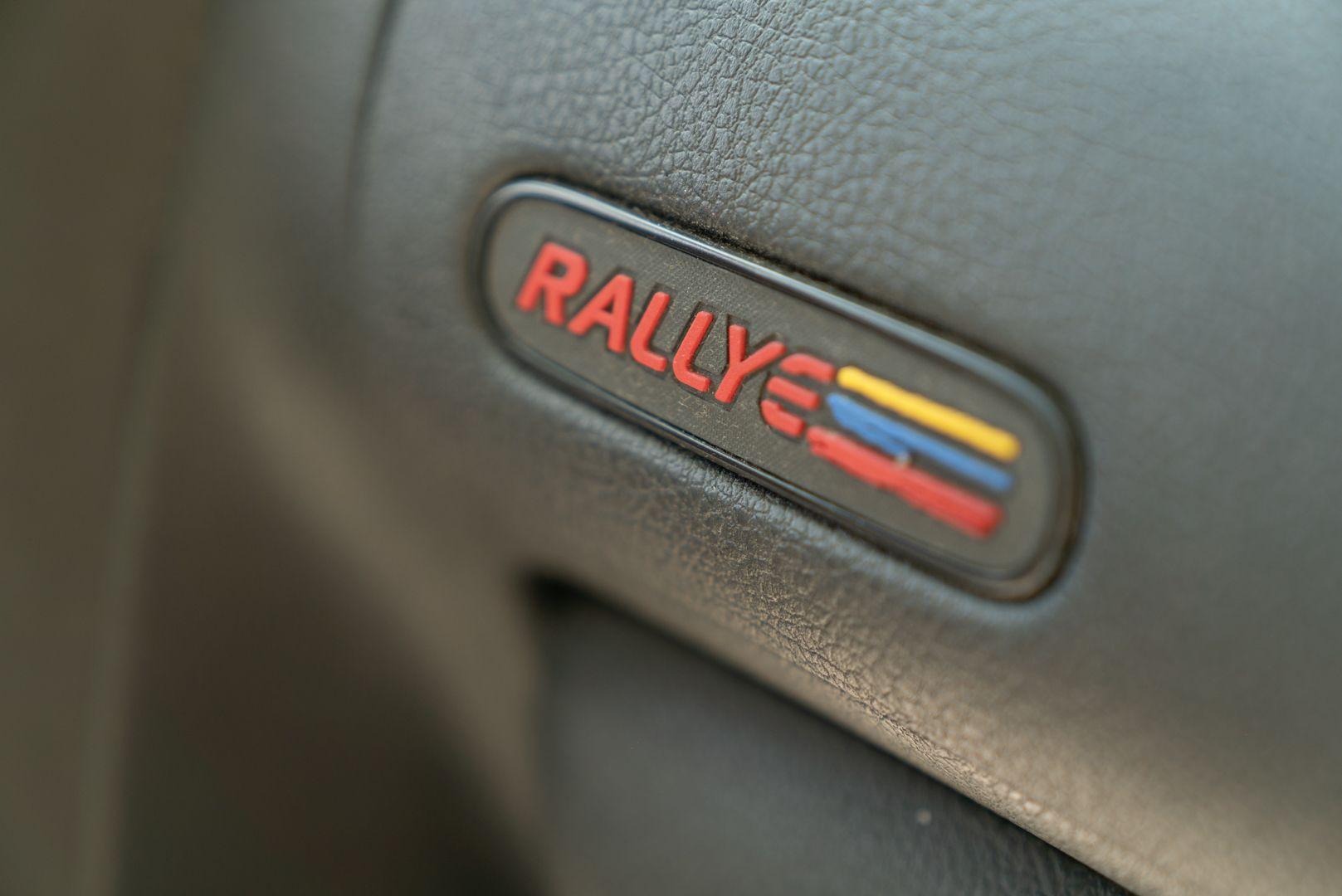 1998 Peugeot 106 Rallye S16 Group A 83098