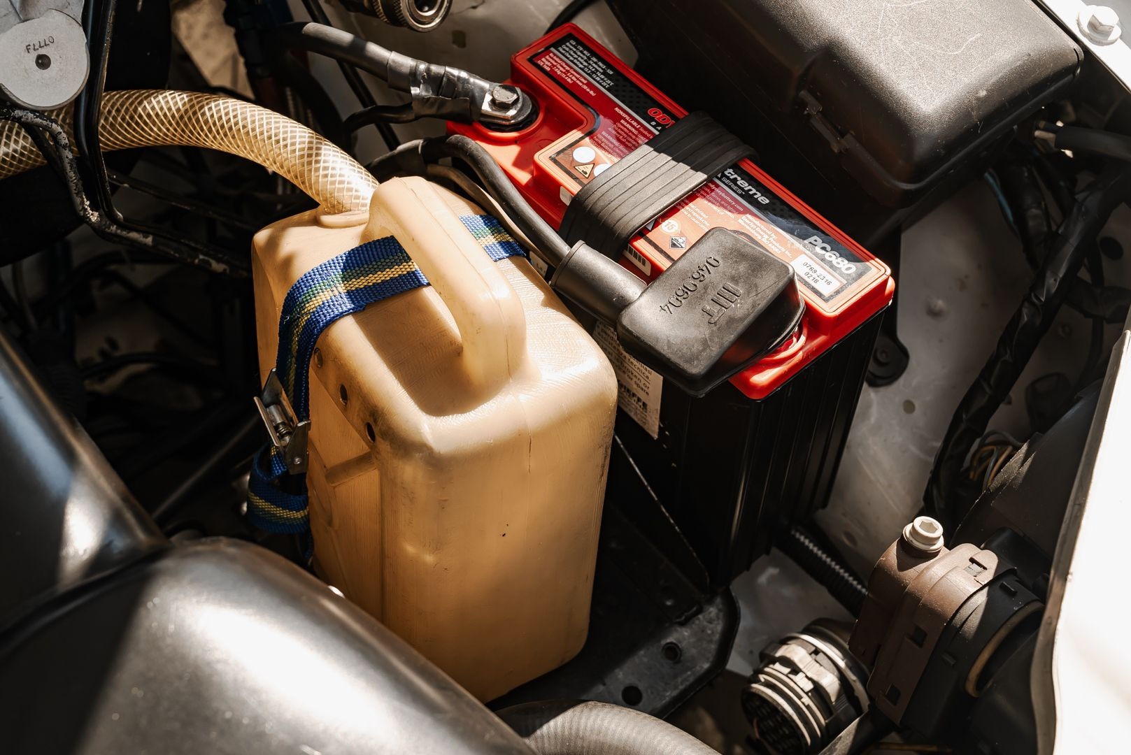 1998 Peugeot 106 Rallye S16 Group A 83127