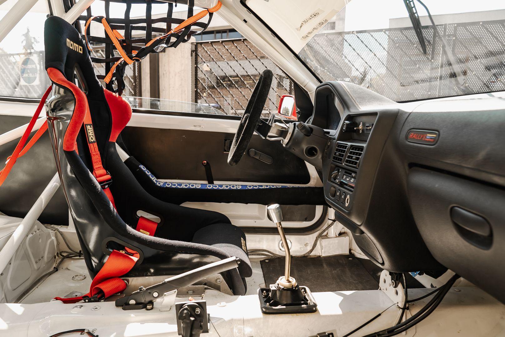 1998 Peugeot 106 Rallye S16 Group A 83091