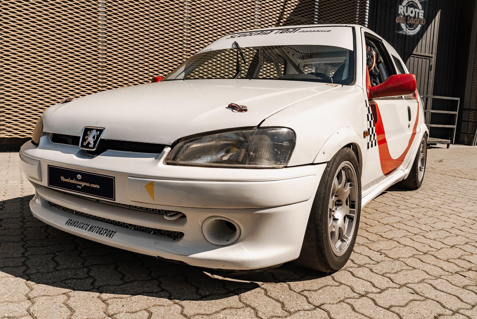 1998 Peugeot 106 Rallye S16 Group A 83073