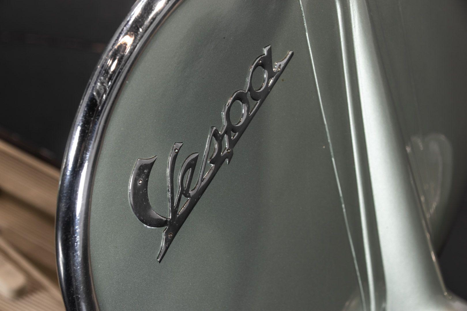 1953 Piaggio Vespa 125 Faro Basso 83448